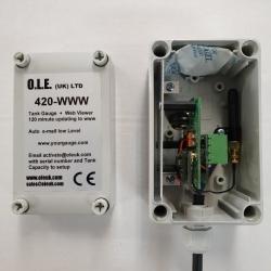 420-WWW    Economy Web Monitoring system