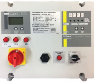 Belly Tank Controllers for back-up Generators in Data Centres