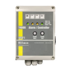 T4000 Alarm Monitor and Controller