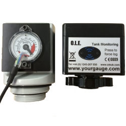 T6100 Series Tank Gauge and Web Monitor