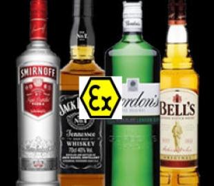 Spirits  SG Varies